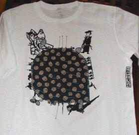 百鬼丸氏オリジナルTシャツ